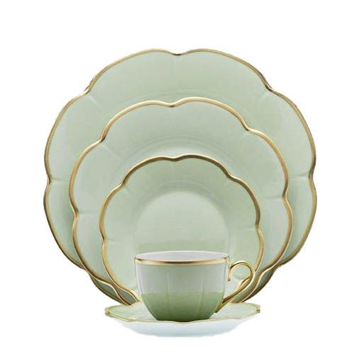 Corolle Jade by Royal Limoges France ~ perfect, go-with-anything china