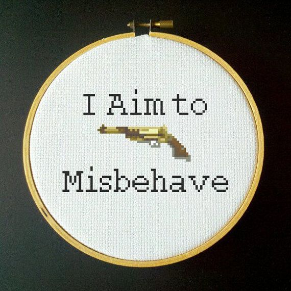 Firefly -- I aim to misbehave