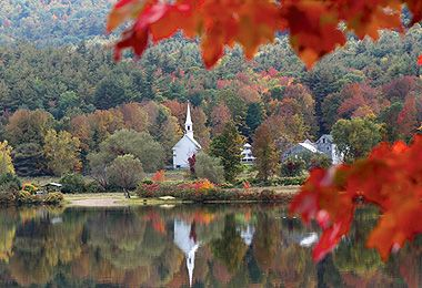 New England Travel, including a fall foliage tour, from Tauck