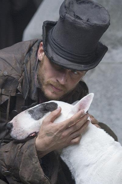 Tom Hardy in Oliver Twist.