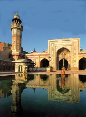 Wazir Khan Masjid Lahore - Pakistan