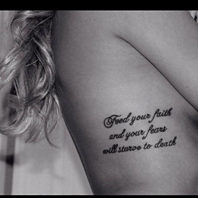Tattoos :) on Pinterest | Family Tattoo Sayings, Tattoo and Tattoo ...