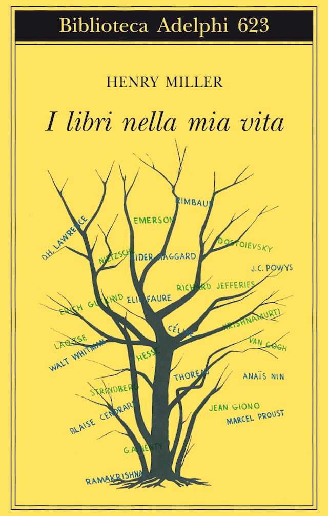 I libri della mia vita - Henri Miller - Adelphi
