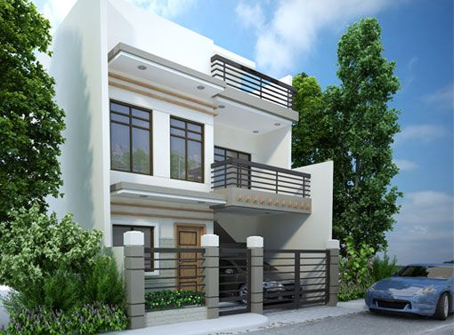 18 best Pinoy ePlansModern House Designs images on Pinterest