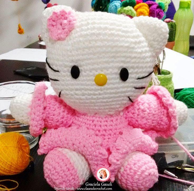 Hello Kitty Kimono Amigurumi Patron : 17+ images about Hello Kitty free crochet pattern on ...
