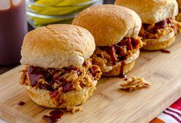 Shave fat and calories from your favorite pulled pork recipe by swapping a pork sirloin roast for the pork shoulder roast that's traditionally used. Although fattier cuts of meat add a bit more flavor, you can save more than 3 grams of total fat and roughly 20 to 30 calories for every 3-ounce portion of meat by using a lean sirloin roast....