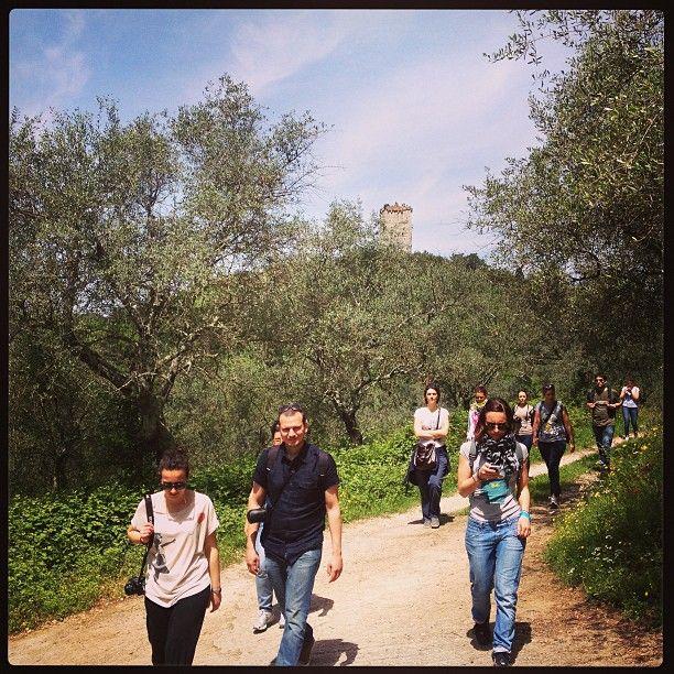In escursione con i blogger del San Giuliano Terme blog tour #SGTtour