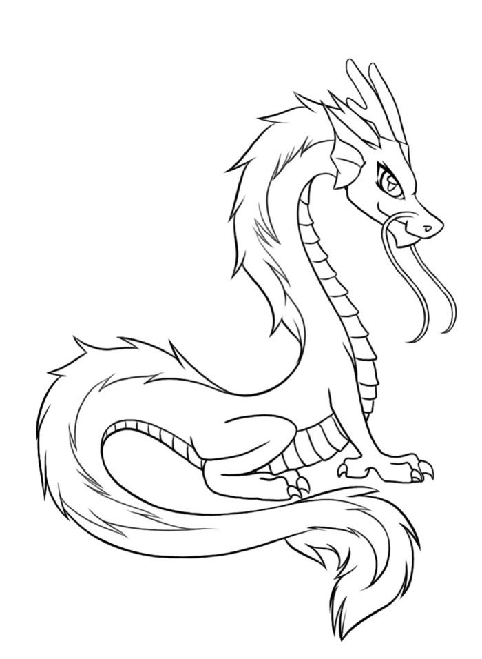 91 best Dragons :-) images on Pinterest | Coloring pages, Dragon ...