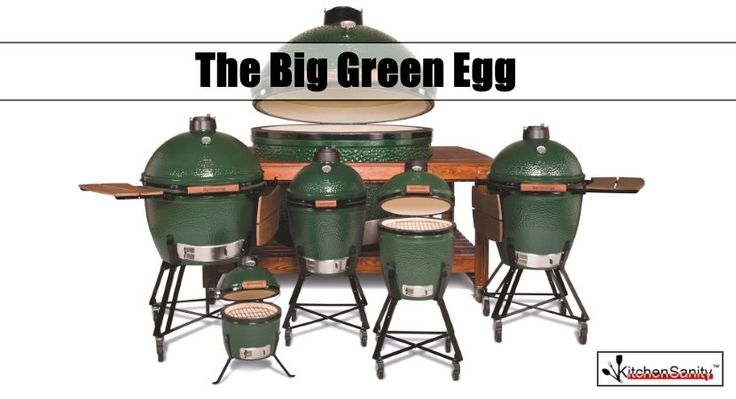 Is it an oven, grill, or smoker? The answer? Yes. http://www.kitchensanity.com/bbq-grilling/the-big-green-egg-review/