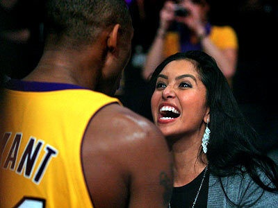 Kobe Bryant's Latina wife Vanessa reveals the REAL reason she stayed with the cheater.