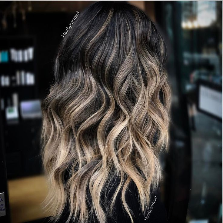 "1,921 Likes, 39 Comments - Vancouver Hairstylist (@hairbysarmad) on Instagram: ""Caramel blonde balayage Who's in love with this? . . #behindthechair #btconeshot_ombre17 . . .…"""