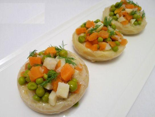 Artichoke Recipe with Vegetable