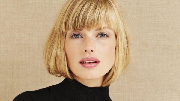 Die Ikonische Bubikopf Frisur Und Ihre Lange Geschichte In 2020 Bubikopf Frisur Haarschnitt Bubikopf