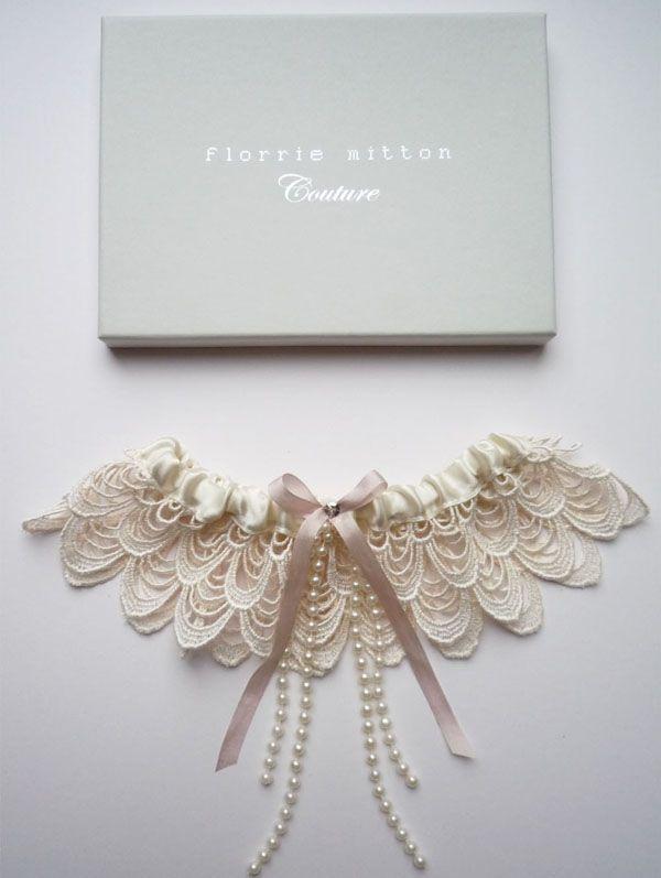 Florrie Mitton Garters