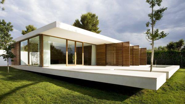 Минималистичные дома минимализм, экстерьер, дом, строительство, сооружения, World of building, архитектура, стиль, длиннопост