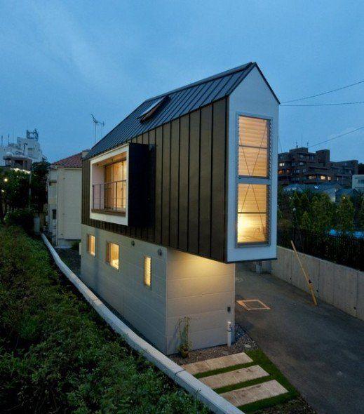 Casa en Horinouchi / Kota Mizuishi