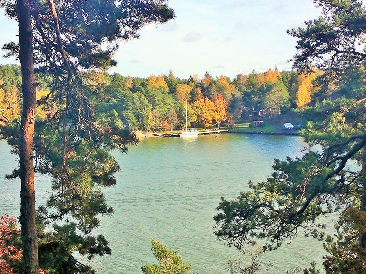 Beautiful Autumn in Finland