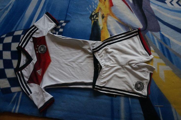 Adidas DFB 3 Sterne Hometrickot Kinder Gr 140