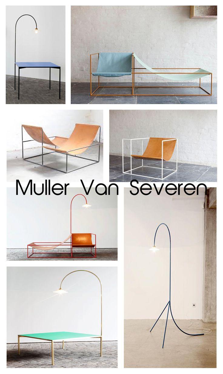 Muller Van Severen collection