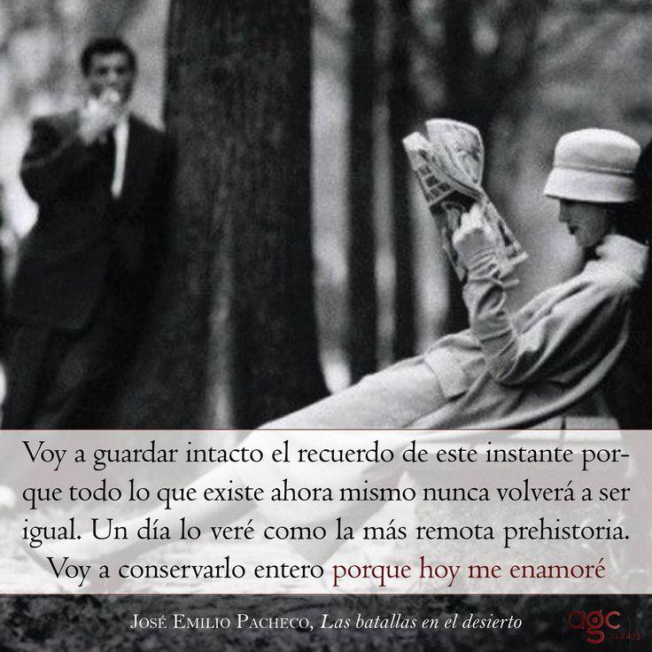 〽️Jose Emilio Pacheco...