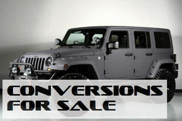 Lifted 2013 Jeep Wrangler Unlimted Custom Leather Kevlar Coated Exterior