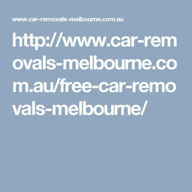 http://www.car-removals-melbourne.com.au/free-car-removals-melbourne/