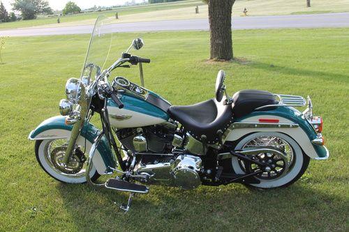 Used Harley Davidson for sale. 2009 Harley Davidson Softail Deluxe for sale. $17,500 Oregon, Ohio #usedharleys #harleysforsale #hd4sale