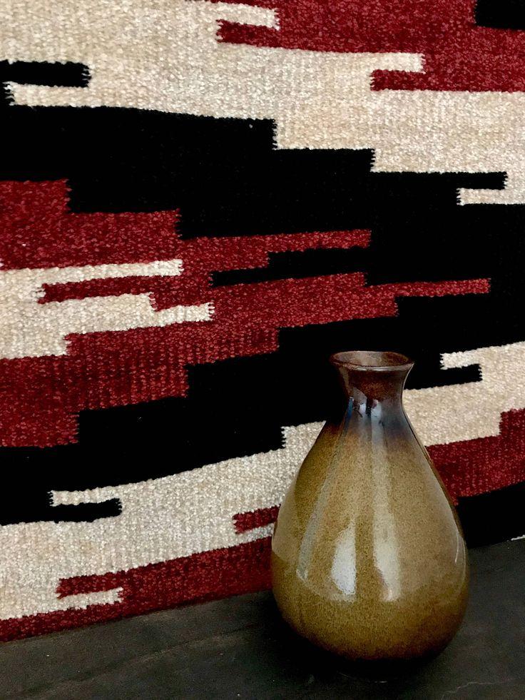 Excited to share the latest addition to my #etsy shop: Vintage Small Ceramic Vase, Ceramic Vase, Small Bud Vase, Boho Vase, Southwestern Vase, Home Decor, Home & Living, Brown Vase, Vintage Vase