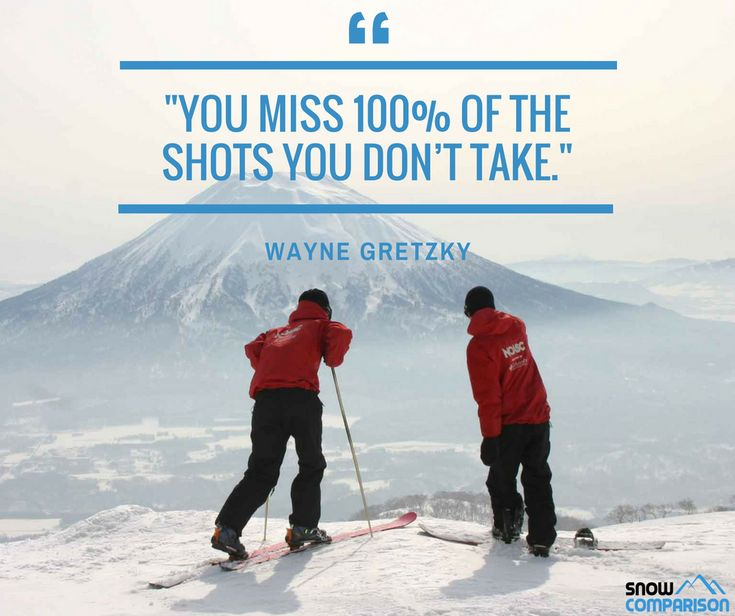 #Skiing #Snowboarding #Inspiration , Ski Quote, Quote about Skiing