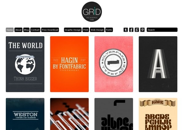 20 Free And Premium Responsive Photography WordPress Themes