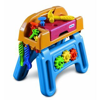 Little Tikes Little Handiworker Workbench - Overstock™ Shopping - Big Discounts on Little Tikes Tools & Workshops