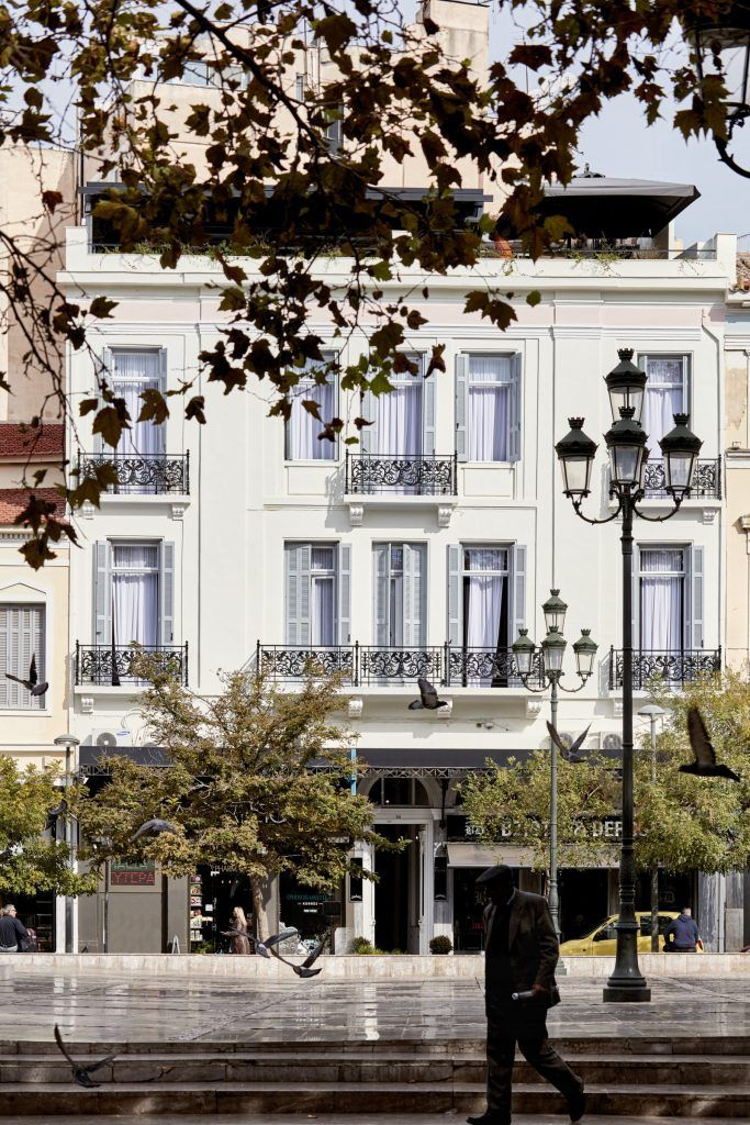 The Zillers Athens Boutique Hotel Boutique Hotel Hotel Architecture Best Boutique Hotels