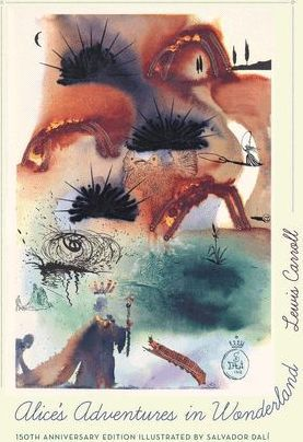 Alice's Adventures in Wonderland featuring rarely seen illustrations by Salvador Dali that illuminate the surreal yet curiously logical and mathematical realm into which Alice famously falls.