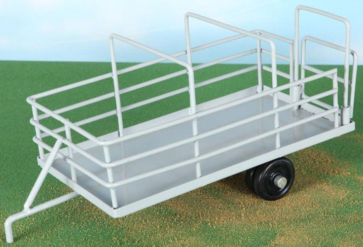 Little Buster Cattle Trailer Kids Farm & Ranch Toys