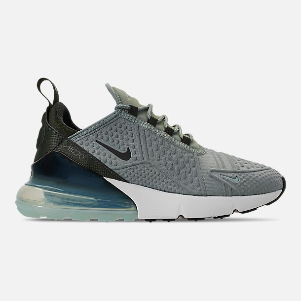 834bd230ebd01 Right view of Women's Nike Air Max 270 SE Casual Shoes in Mica Green/Sequoia /Igloo/Summit White