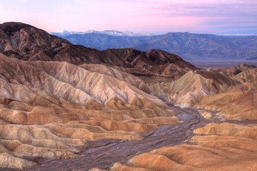 9. For the Solitude Seeker: Wildrose Peak Trail, Death Valley National Park, California