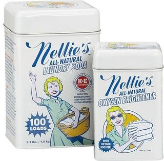 Nellie's Laundry Soda and Oxygen Brightener Set - modern - laundry products - by Crate