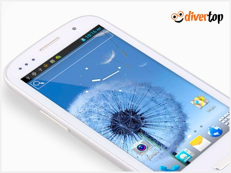 Movil Android 4.0 S3 4,7'' Dual Core 1GHz