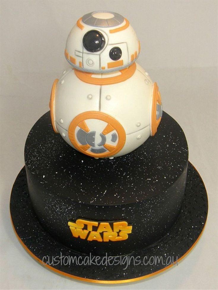 Best 25+ Star Wars Cake Decorations ideas on Pinterest ...