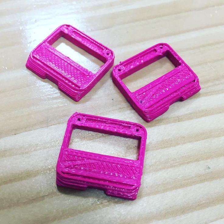 #3Dprinting #pink #train #face‼️by @cadtetsu #3Dprinter by #davinci #xyzprinting