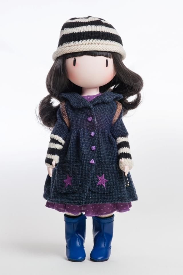 Enter the World of Gorjuss: 6 Lovely Dolls Who Will Knock Your Socks Off: You'll Want to Wear This Outfit