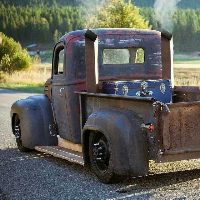 Diesel Swapped Rat Rod