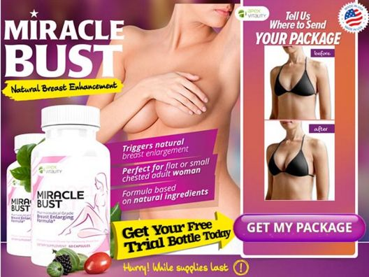 miracle bust cream reviews