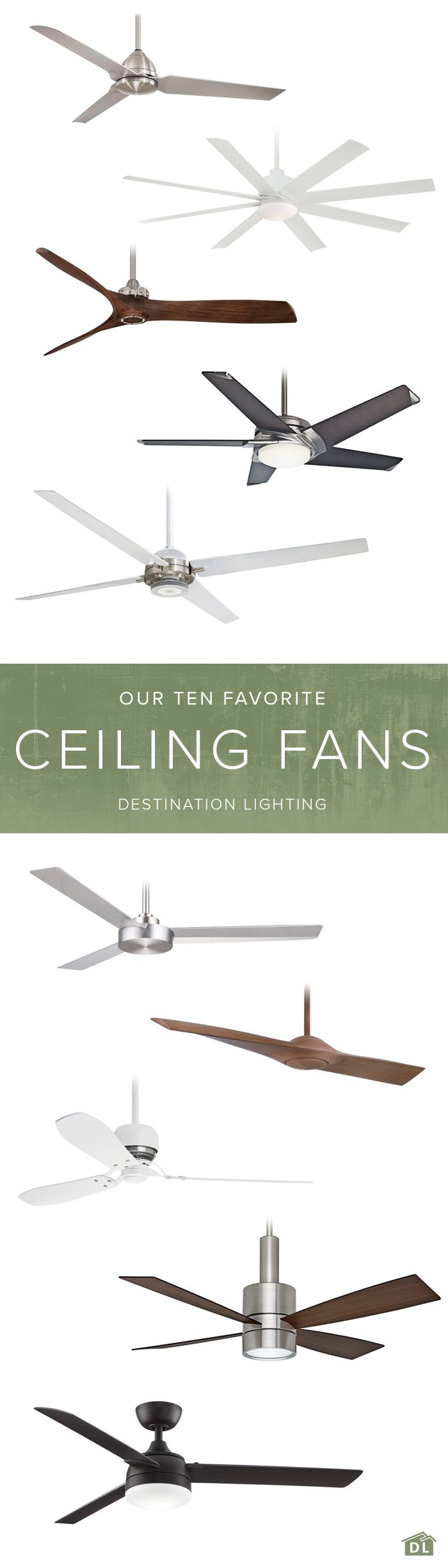 8 Best Ceiling Fans Images On Pinterest Blankets Ceilings And Fan Wiring Diagram Litex Hunter Get Prepared For That Summer Heat With These Ten Gorgeous Check Out Our