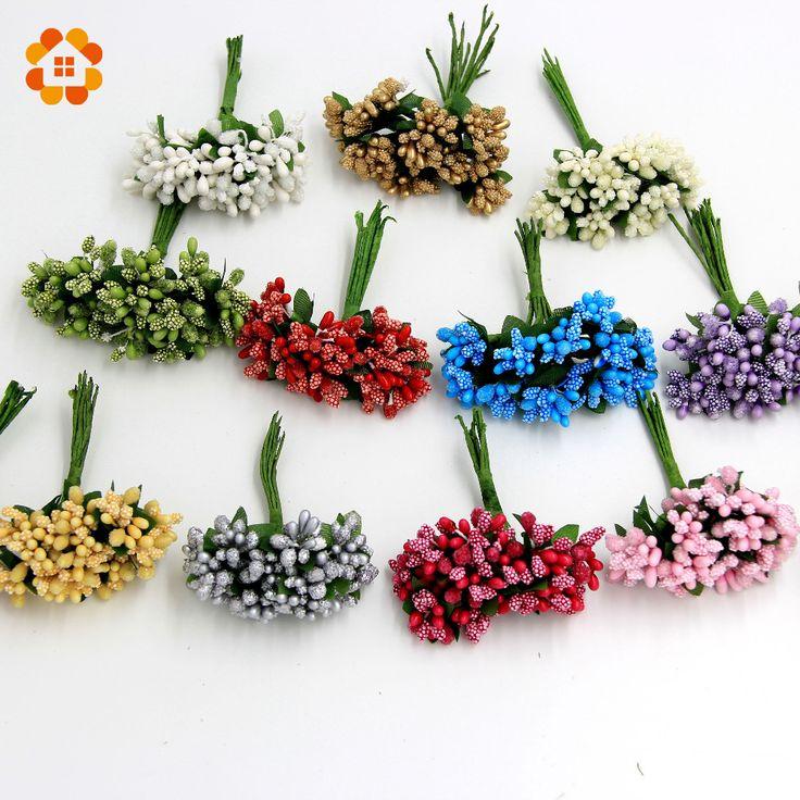 es.aliexpress.com store product 12PCS-Multicolor-Pip-Berry-Flower-For-Wedding-Diy-Handmade-Flowers-Artificial-Floral-Pistil-Stamen-Wedding-Supplies 1189599_32492934378.html?spm=2114.12010612.0.0.CSZxk8