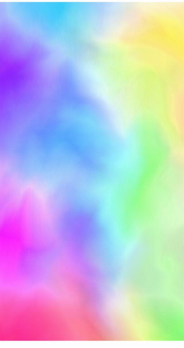 wallpaper iphone rainbow: Cute Rainbow Wallpaper