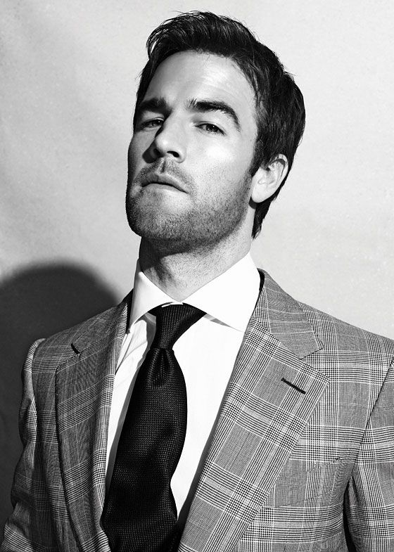 James Van Der Beek I never watched Dawson's Creek but I LOVE him in Apartment 23