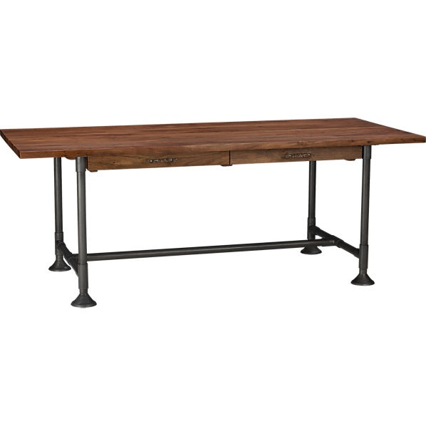 Hearty Table In Dining Furniture