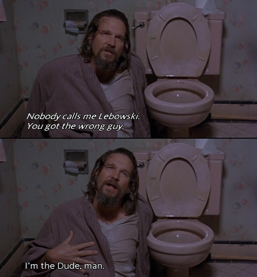 Big Lebowski Quotes: 78+ Images About The Big Lebowski On Pinterest