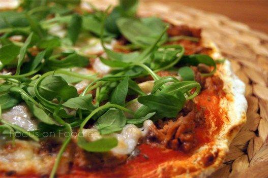 Gezonde en Snelle Glutenvrije Pizza